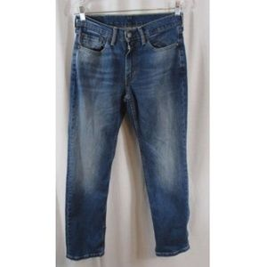 Levi's 514 Straight Fit Denim Jeans 30x30